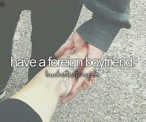 boyfriend, girlfriend, and couple image