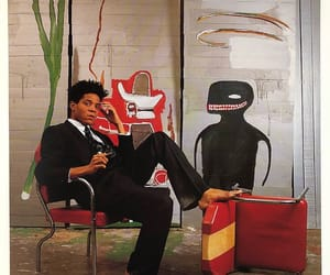 basquiat and art image
