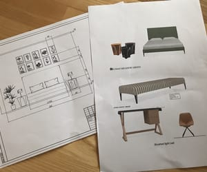 apartment, bedroom, and project image