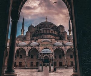 architecture, istanbul, and turkey image