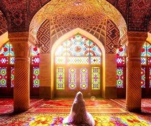 architecture, iran, and islamic image
