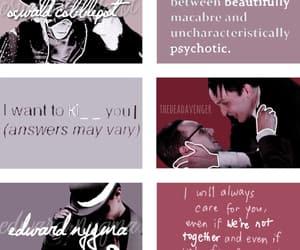 aesthetic, Gotham, and edward nygma image