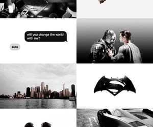 clark kent, justice league, and otp image