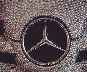 car, diamonds, and fancy image