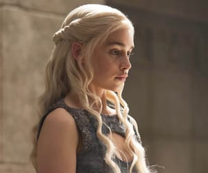 game of thrones, khalesi, and emelia clark image