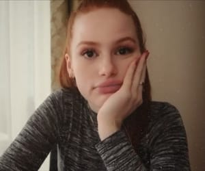 icons, riverdale, and madelaine petsch image