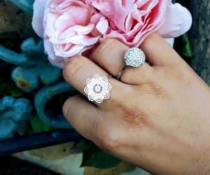 boho, bohemian, and ring image