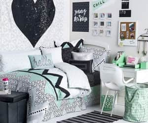 decoration and bedroom image