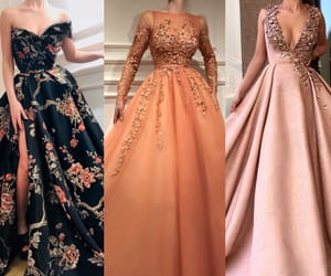 dress, dresses, and princess image