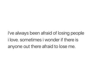 afraid, always, and anyone image