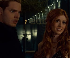 shadowhunters, clace, and shadowhuntersseason3 image