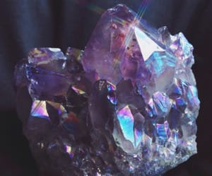crystal and purple image