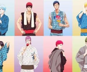 handsome, midorima, and akashi image