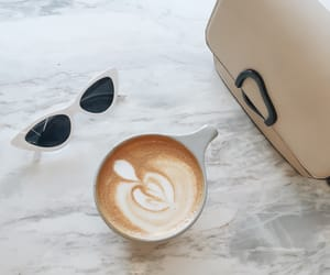 coffee, coffee shop, and marble image