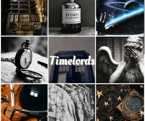 aesthetic, bbc, and doctor who image