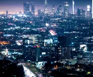 california and los angeles image