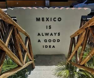 mexico, travel, and traveling image