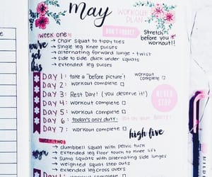 may, pen, and pink image