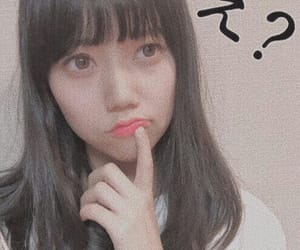 black hair, asian, and girl image