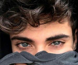 boy, eyes, and tumblr image