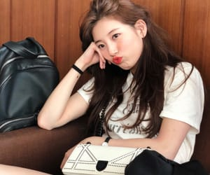 korean, suzy, and miss a image