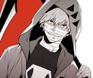 anime, boku no hero academia, and zack image