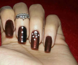 decore, inverno, and nails image