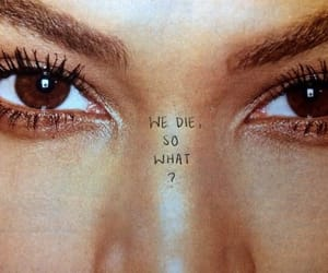 eyes, quotes, and aesthetic image