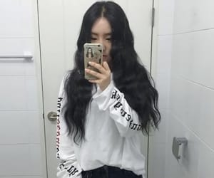 asian, ulzzang, and trending image