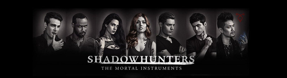 article, shadowhunters, and music image