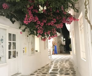 Greece, streets, and paros image