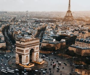 adventure, beautiful, and paris image