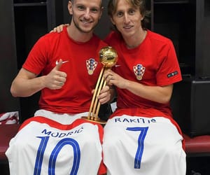 world cup, Croatia, and football image
