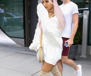 ariana grande and candid image