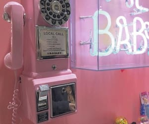 pink, aesthetic, and baby image