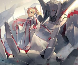 anime, fan art, and fate image