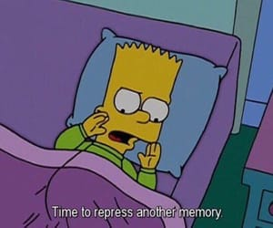 simpsons, memories, and the simpsons image