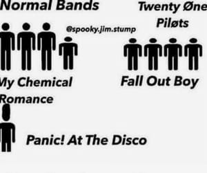 emo, fall out boy, and memes image