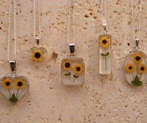 beautiful, sunflowers, and flowers image
