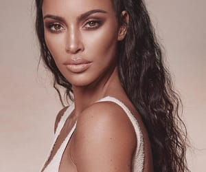 kim kardashian, beauty, and kim image