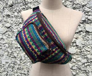 boho, etsy, and hippie bag image