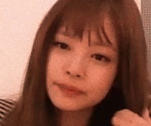 blackpink, kim jennie, and header image