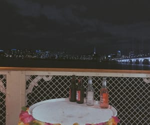 boho, river, and beer image