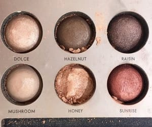 brown, cosmetics, and make image