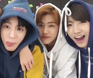 jaemin, lee jeno, and na jaemin image