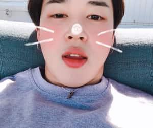 aesthetic, kpop, and lips image