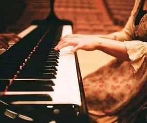 classic, music, and piano image