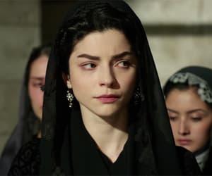 merve boluğur, the magnificent century, and nurbanu sultan image
