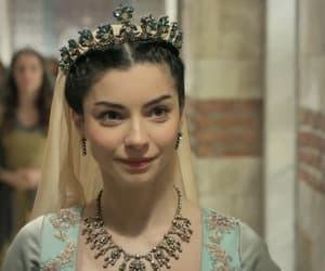 merve boluğur, nurbanu sultan, and the magnificent century image