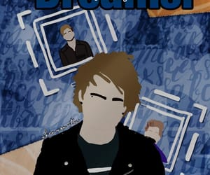 cover, wattpad, and mike image